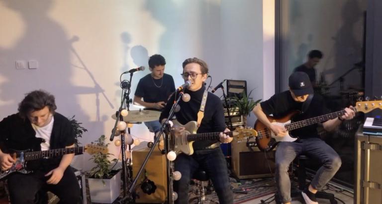 Koncert Sonbird w ramach Mastercard OFF Camera 2020 [VIDEO]