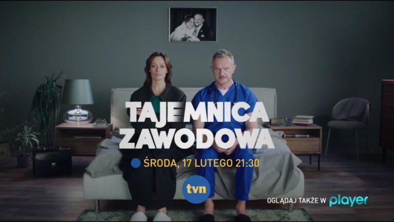 """Piosenka """"Jeszcze"""" Kaśki Sochackiej w serialu TVN """"Tajemnica zawodowa"""""""